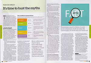 HR Myth People Matters